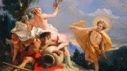 Тиеполо - най-добрият художник от Венеция