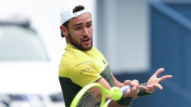 Новата тенис сензация на Италия удари Тийм и гледа към топ 10