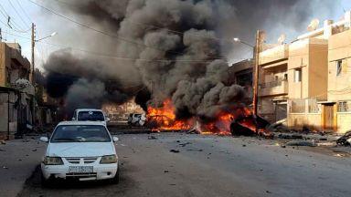 Дамаск праща армия на границата с Турция след споразумение с кюрдите