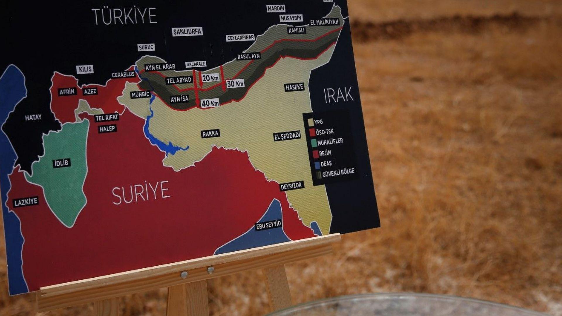 Каква е ролята на Русия в Сирия и защо за САЩ кюрдите са съюзници само според обстоятелствата
