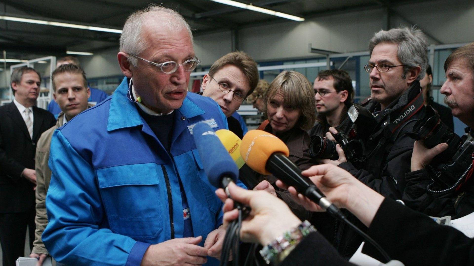 Гюнтер Ферхойген за напредъка на Западните Балкани, Русия, Фолксваген, Турция и крайната десница