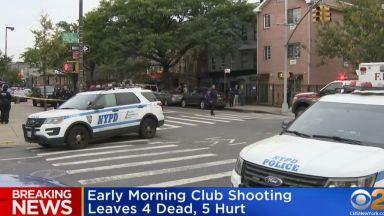 Жертви и ранени при стрелба в нелегално казино в Ню Йорк