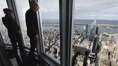 """""""Емпайър стейт билдинг"""" отново отваря площадката си за панорамно наблюдение"""