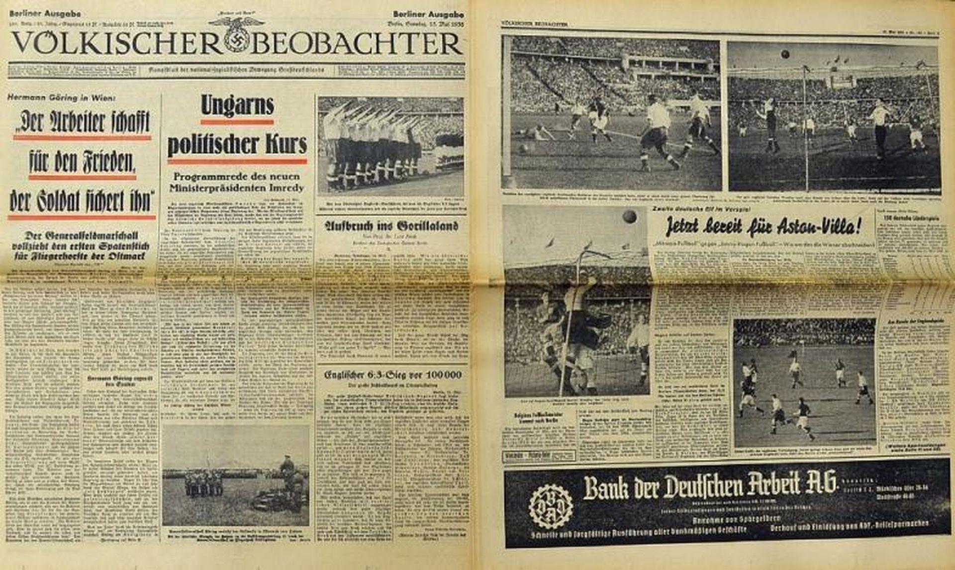 Реакциите в Германия - нашироко е отразен мачът, но водещата снимка е от случилото се преди него...