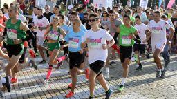 Кениец е победител на маратона в София