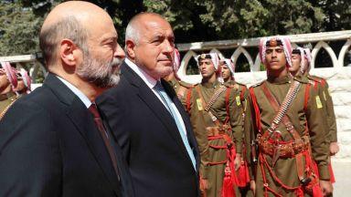 Борисов поиска от Йордания общи действия на службите срещу тероризма (видео)