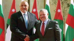 """Борисов от Йордания: България ще бъде домакин по процеса """"Акаба"""""""