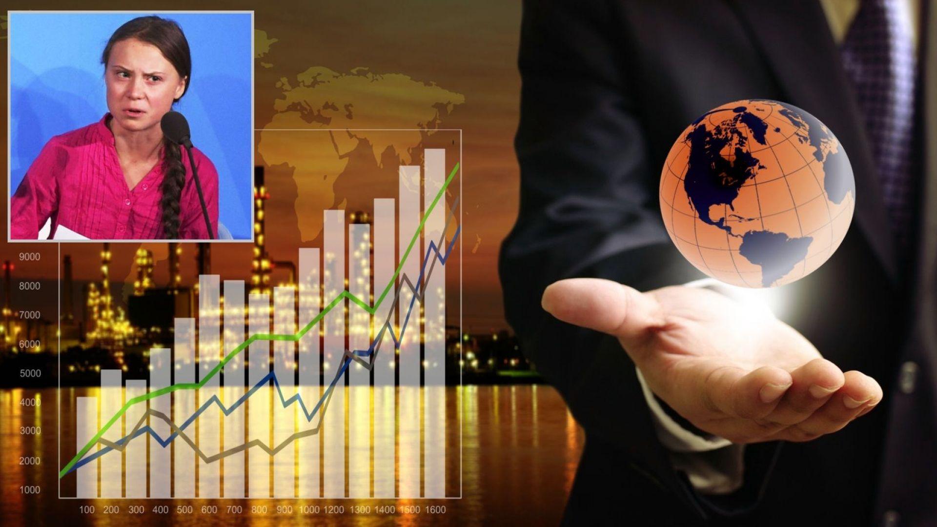 Икономика на глобалното затопляне