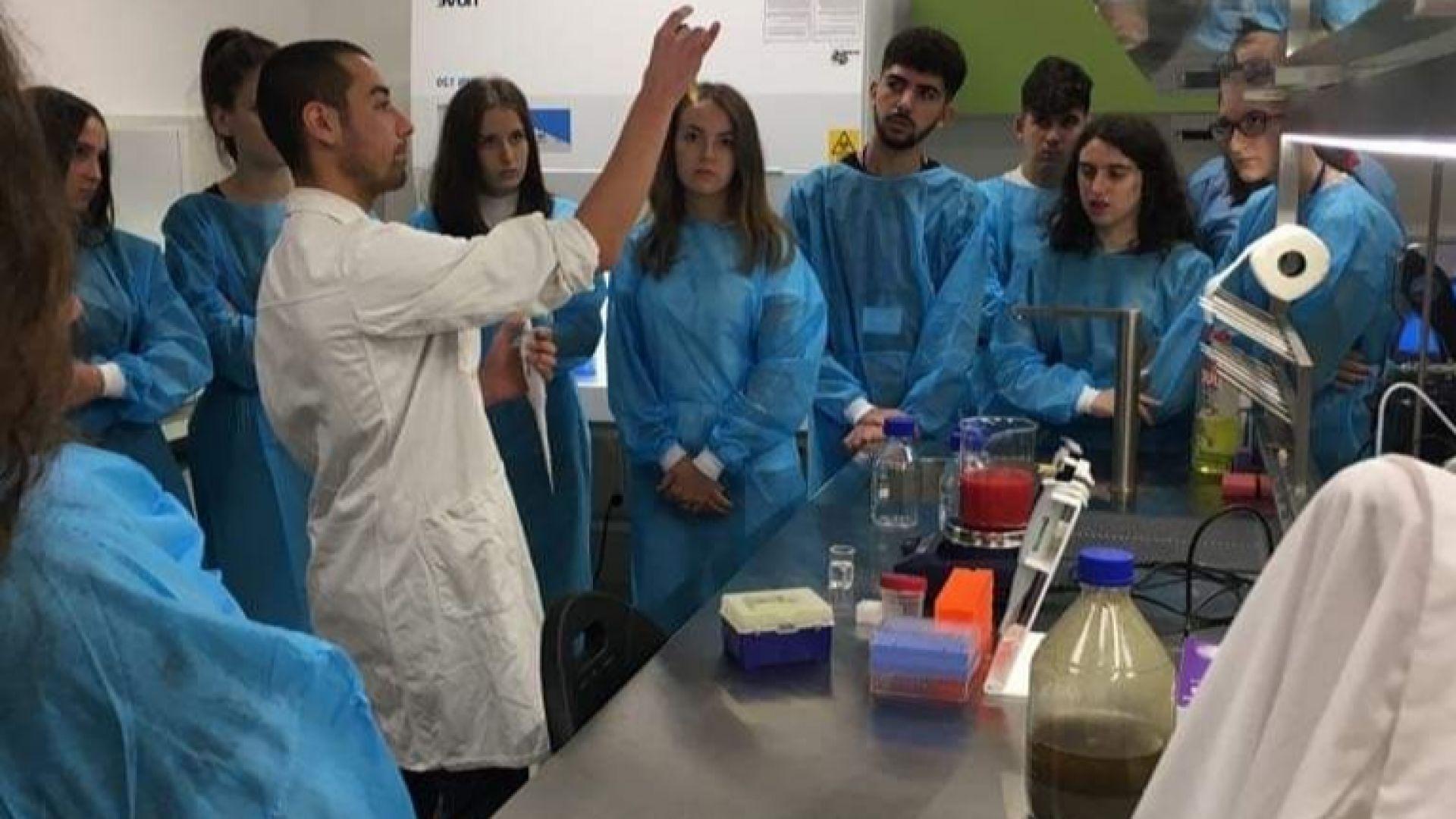 Новооткритият Център за приложни изследвания и иновации в Софийския университет