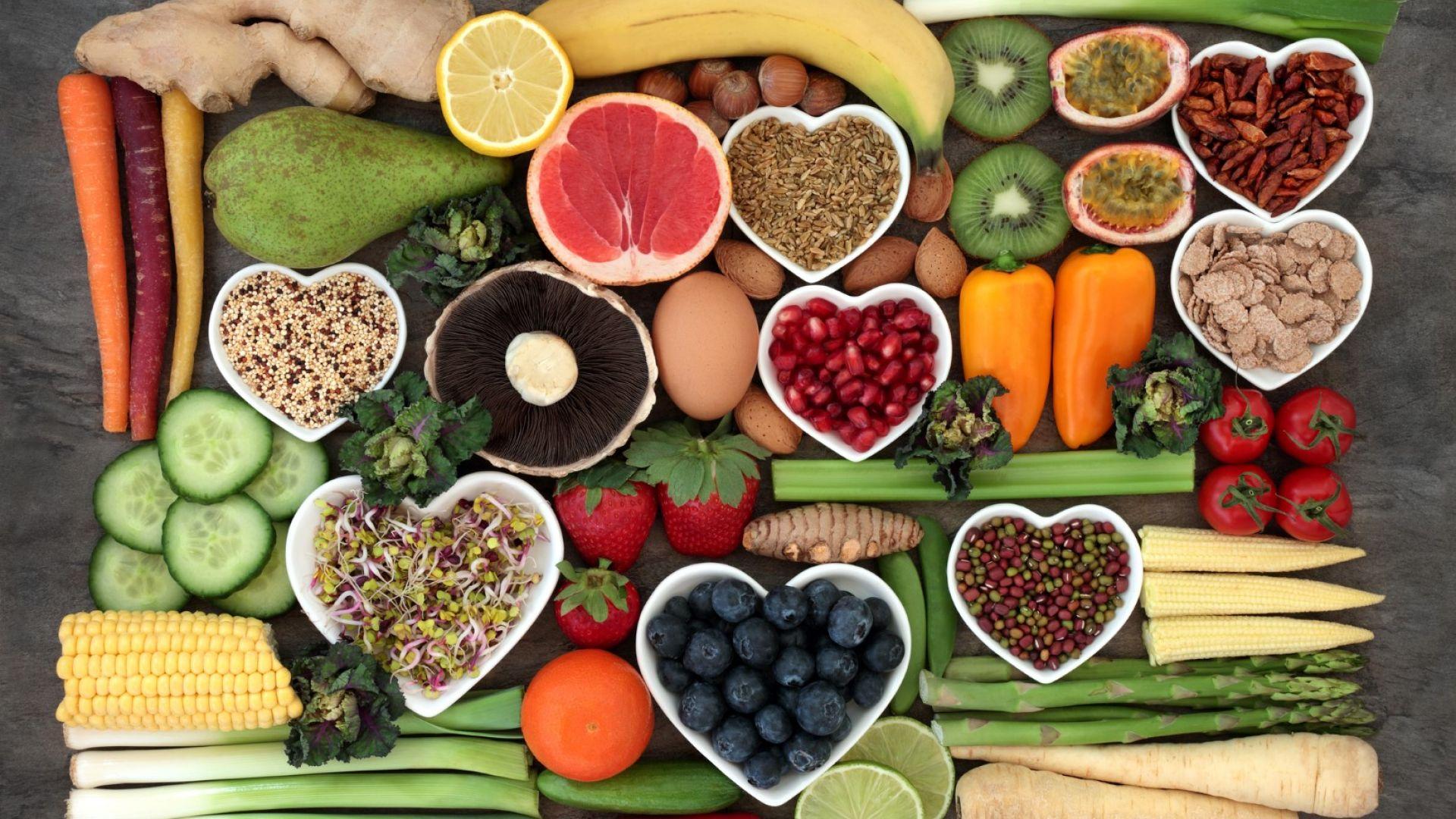10 храни, които можем да похапваме често и да не пълнеем