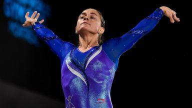 Голямата Оксана Чусовитина стегна куфарите за осмата си Олимпиада