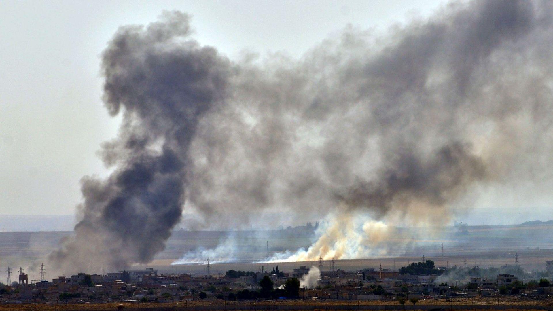 Вицепрезидентът на САЩ заминава за Турция за спиране на огъня в Сирия