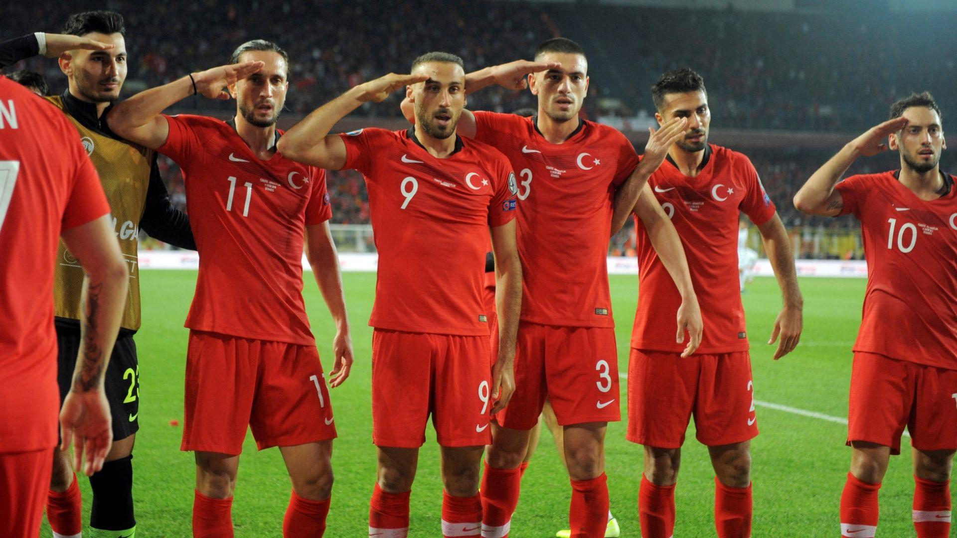 Ердоган нападна УЕФА за дискриминационно отношение към турските футболисти