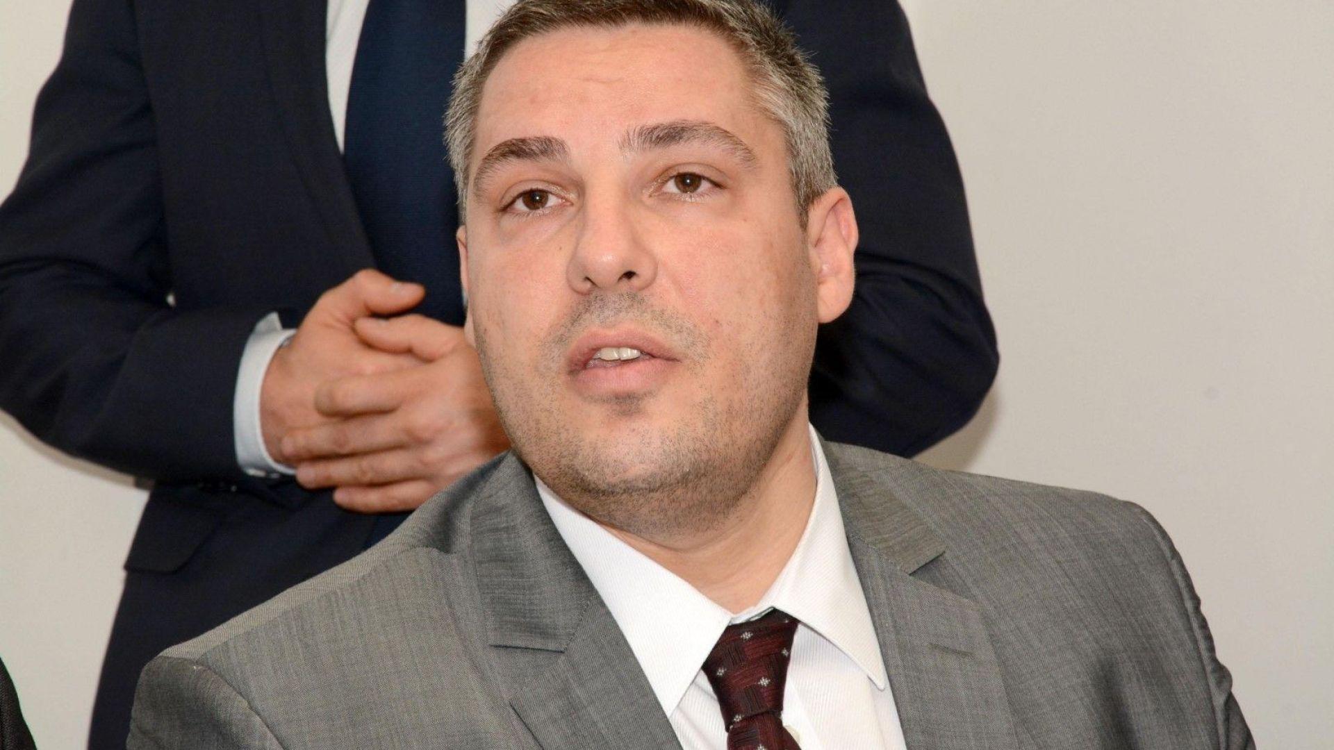 Сегашният кандидат за кмет на Демократична България арх. Игнатов е