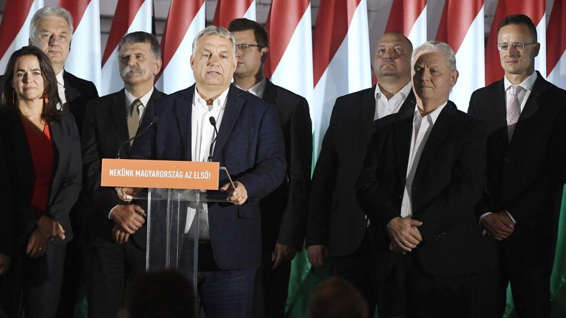 Опозицията нанесе силен удар по Виктор Орбан, като спечели в много от големите градове