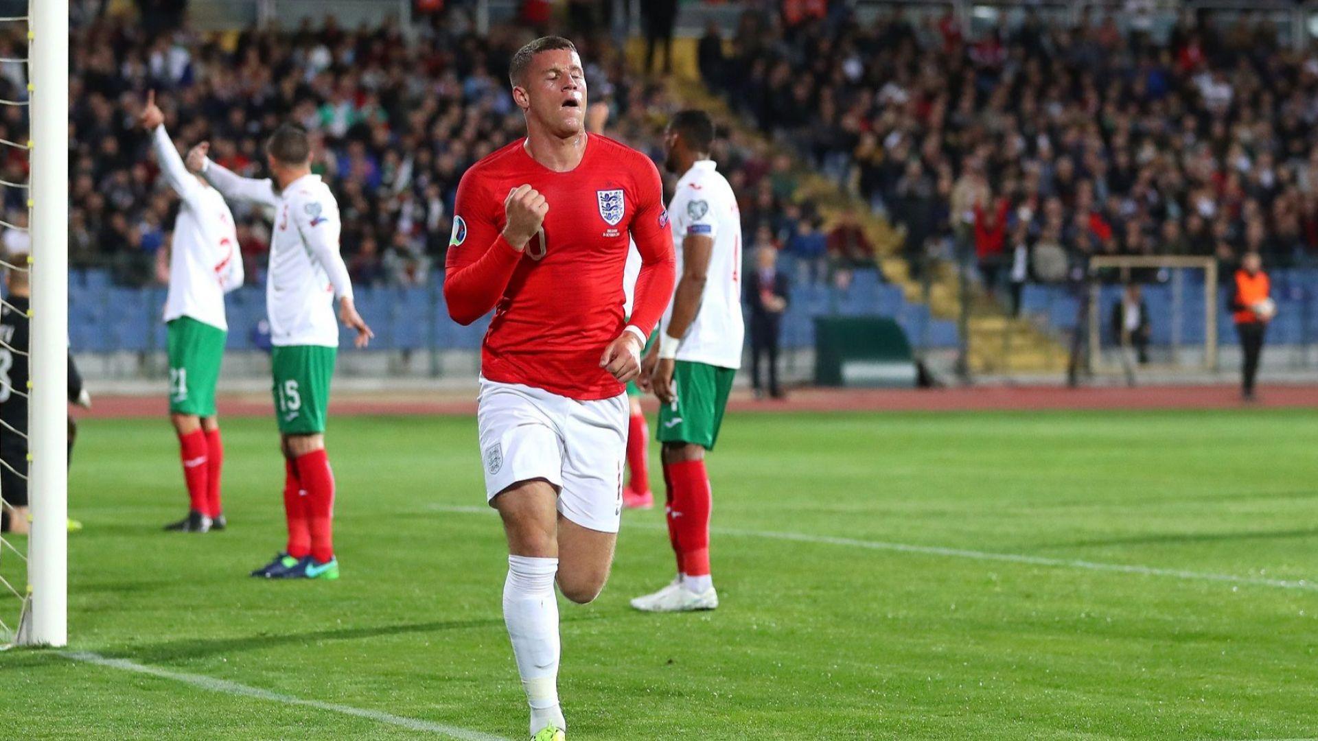 В мач-гротеска, Англия ни изнесе урок по футбол - 0:6