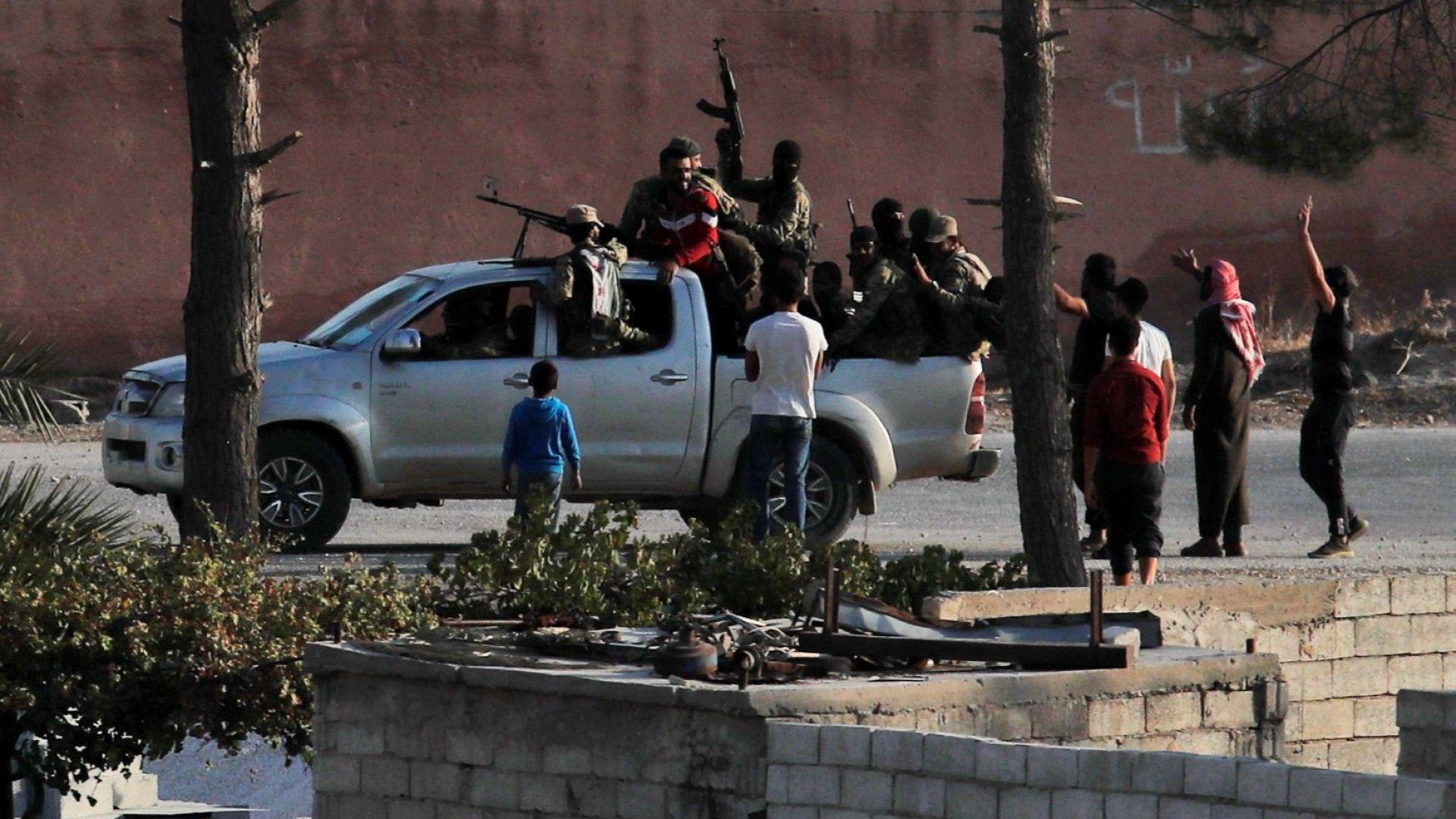 Турция благодари на Бойко Борисов за позицията му за операцията в Сирия