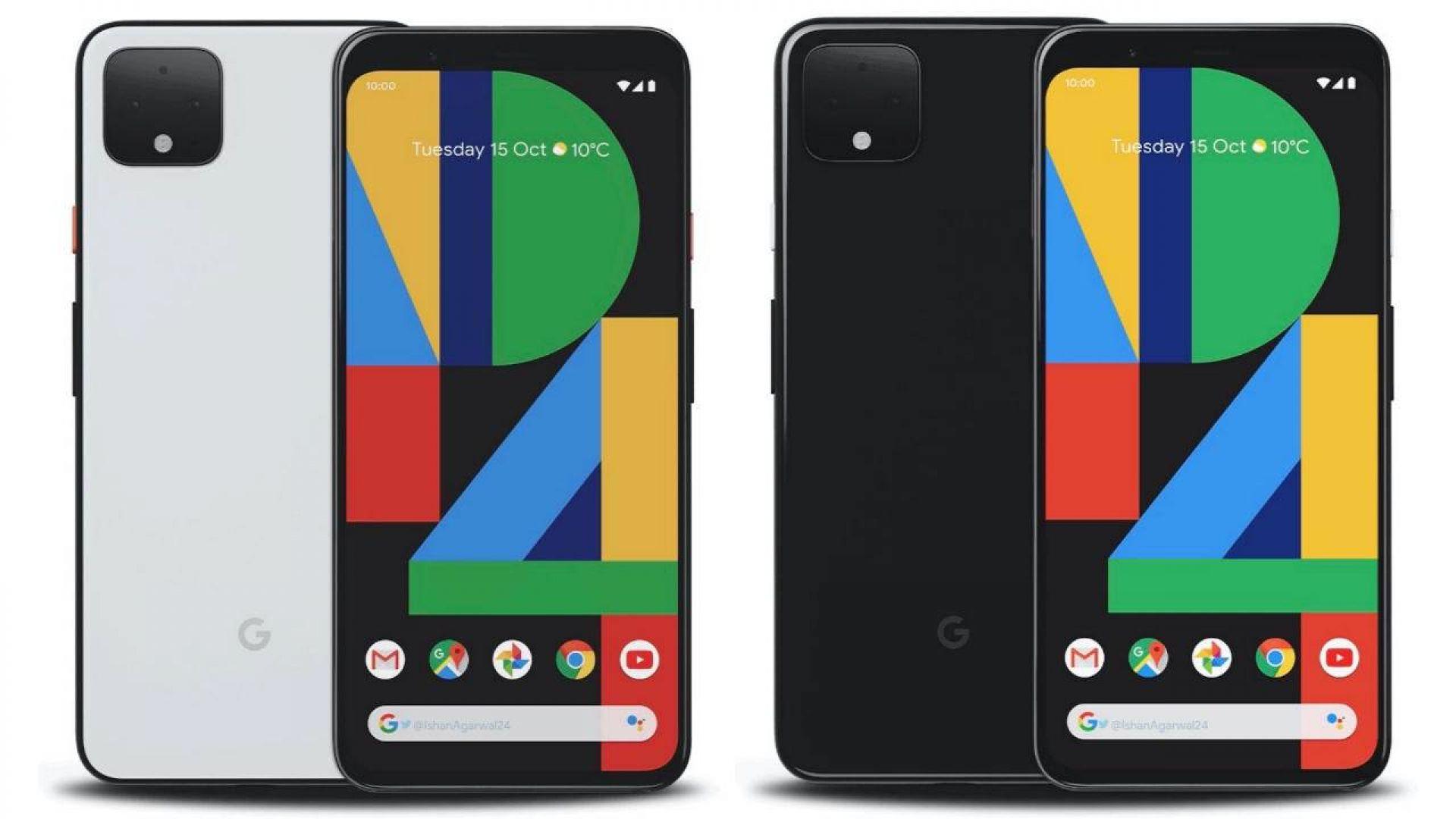 Какво да очакваме от новия Google Pixel 4