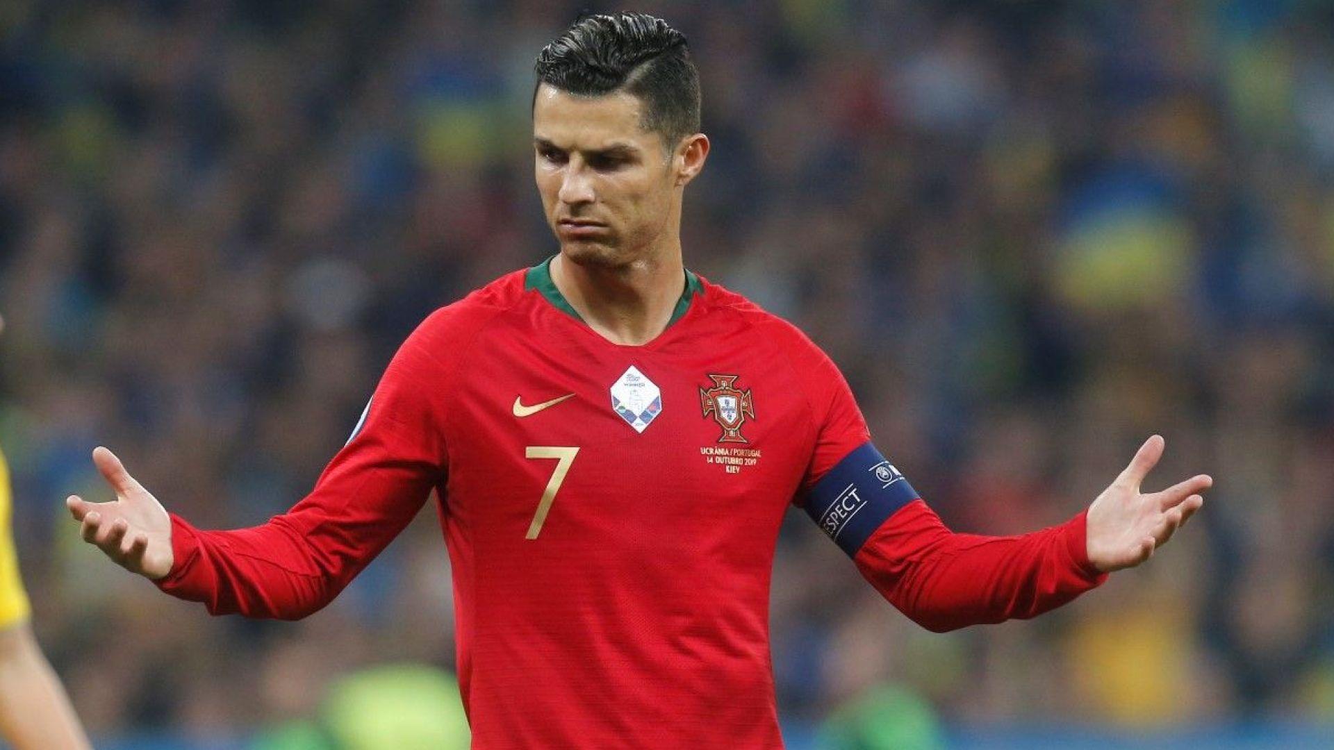 УЕФА намери вратичка да вкара Роналдо в идеалния отбор за 2019-а