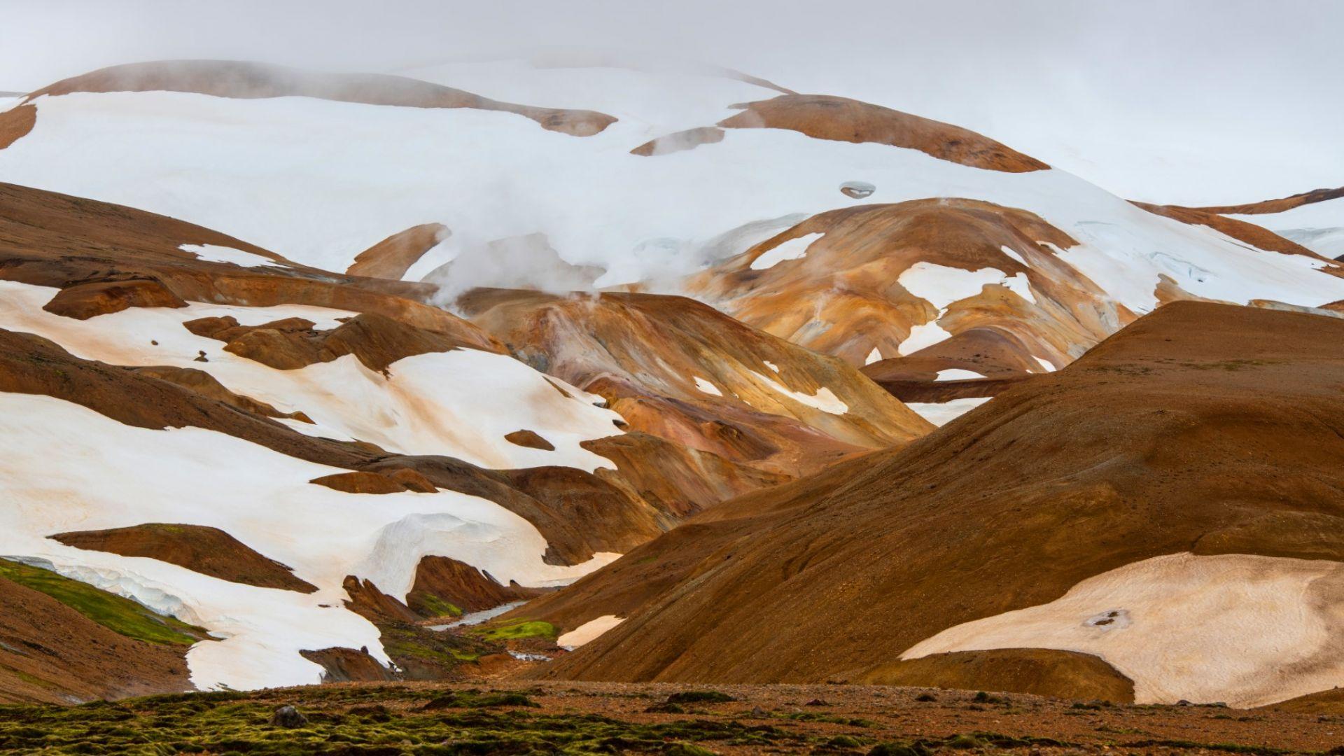 Два мощни вулкана могат да ни докарат целогодишна зима