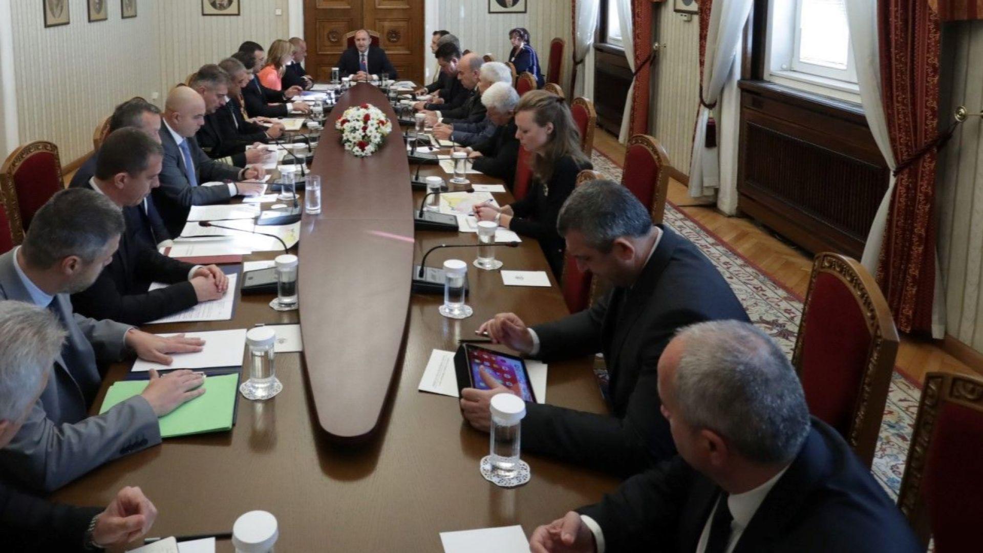 България да постави на следващото заседание на Съвета на ЕС