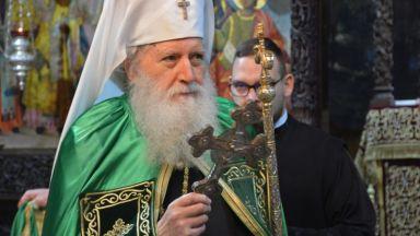 Рожденият ден на патриарх Неофит събра висшия клир в Троянския манастир