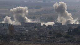 От Театъра на войната: Сирийските демократични сили в битка с Турция за ключов град
