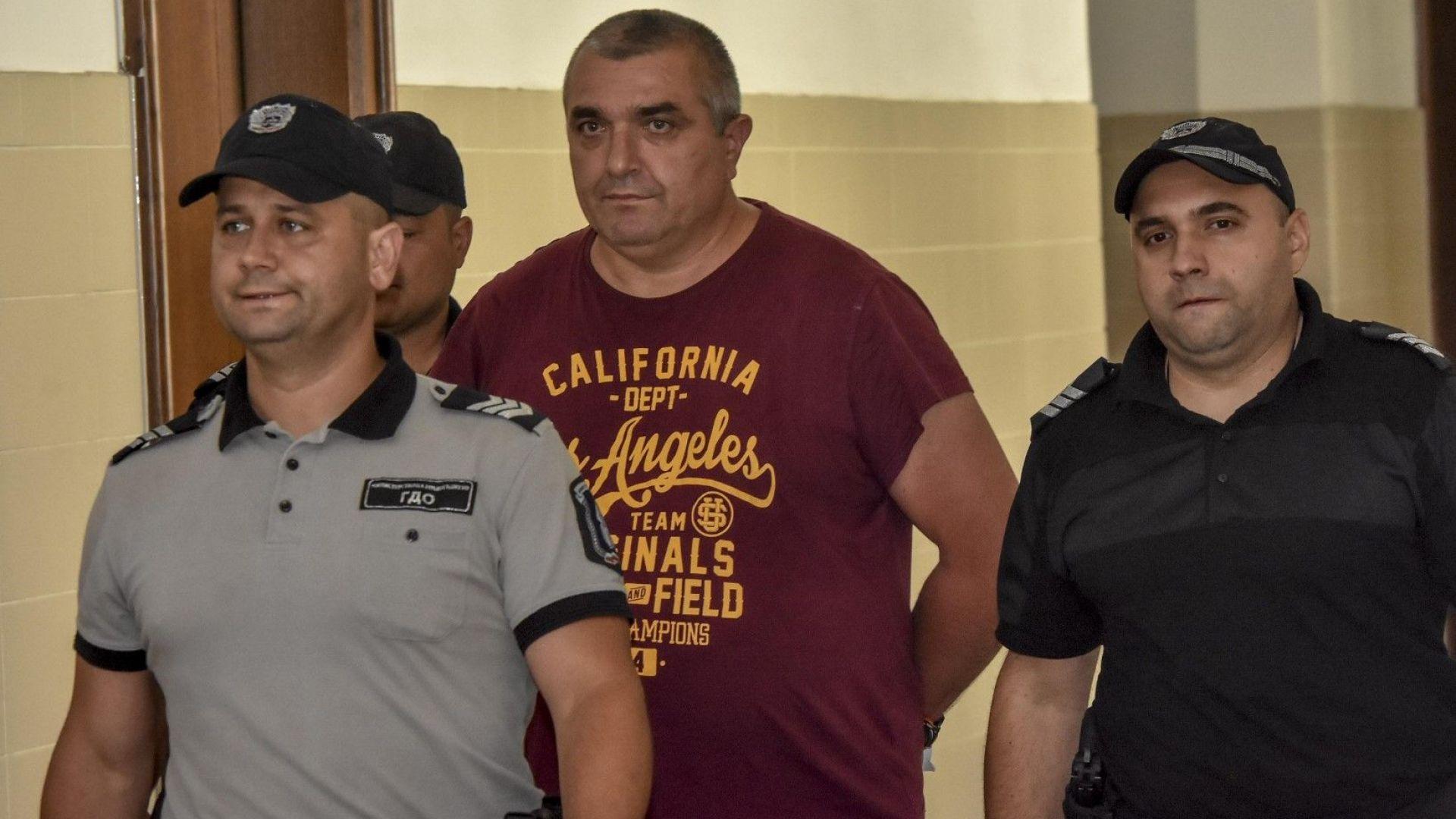 Софийският градски съд /СГС/ спря делото за преместването на Будимир