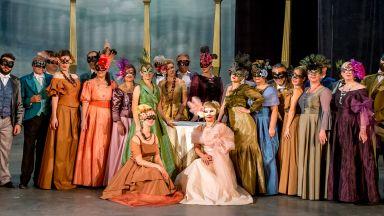 """Музикалният театър посреща Новата година с """"Прилепът"""""""