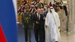 Русия влиза в ролята на балансьор между Турция и Сирия
