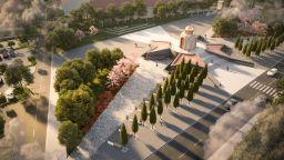 Фандъкова: Изграждаме нов парк и храм-паметник на загиналите български войни в Първата световна война