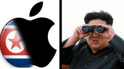 Севернокорейски хакери откриха уязвимост в компютрите на Apple