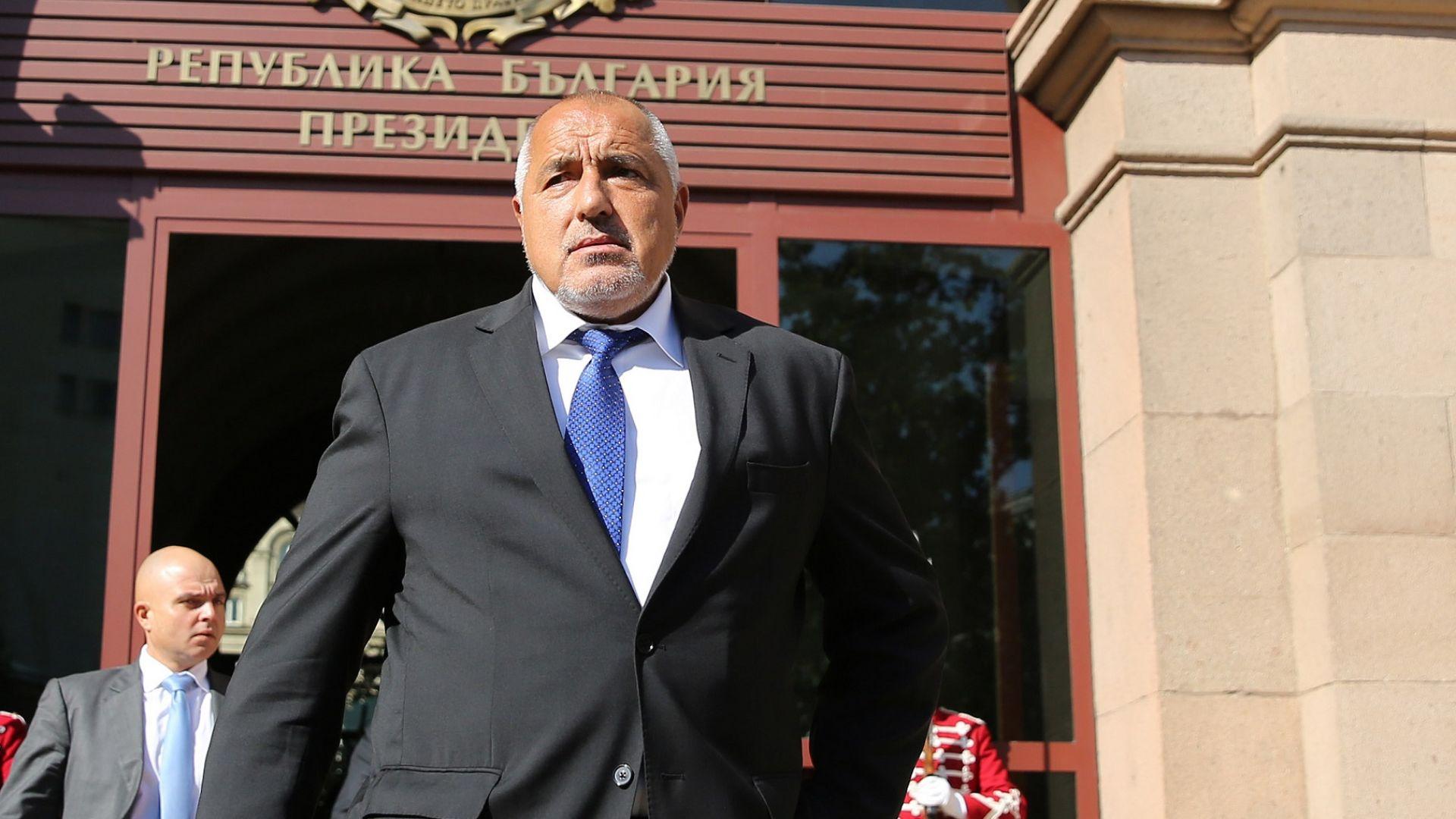Бойко Борисов призова за борба с клубовете-фантоми