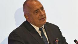 Борисов: Доставени са тръбите за първия километър от газопровода Гърция-България