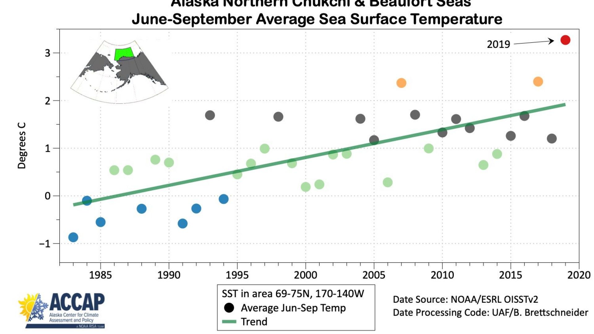 *Рекордно топли арктически морета* бележат края на летния сезон