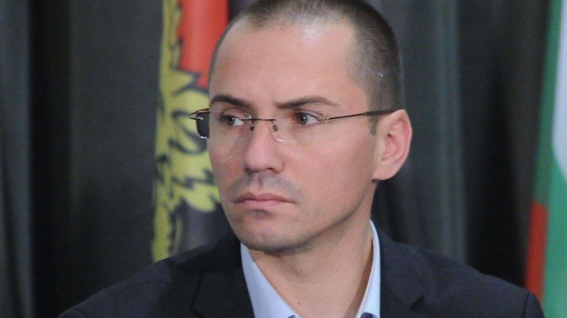 Джамбазки: Общинските полицаи в София от 100 да станат поне 200