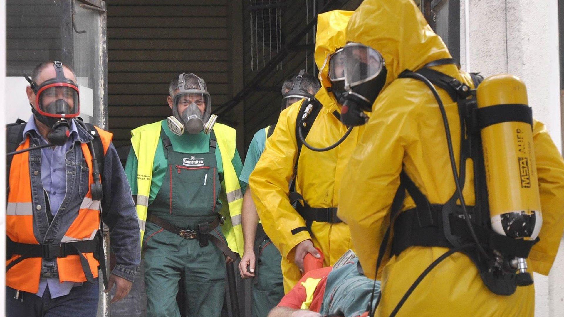 Ученици са били евакуирани от основно училище в Търговище заради