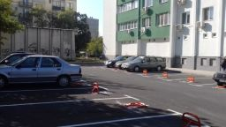 Кметът на Пловдив откри нов паркинг за 47 коли