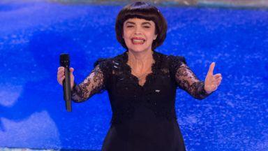 Мирей Матийо пее за първи път в България