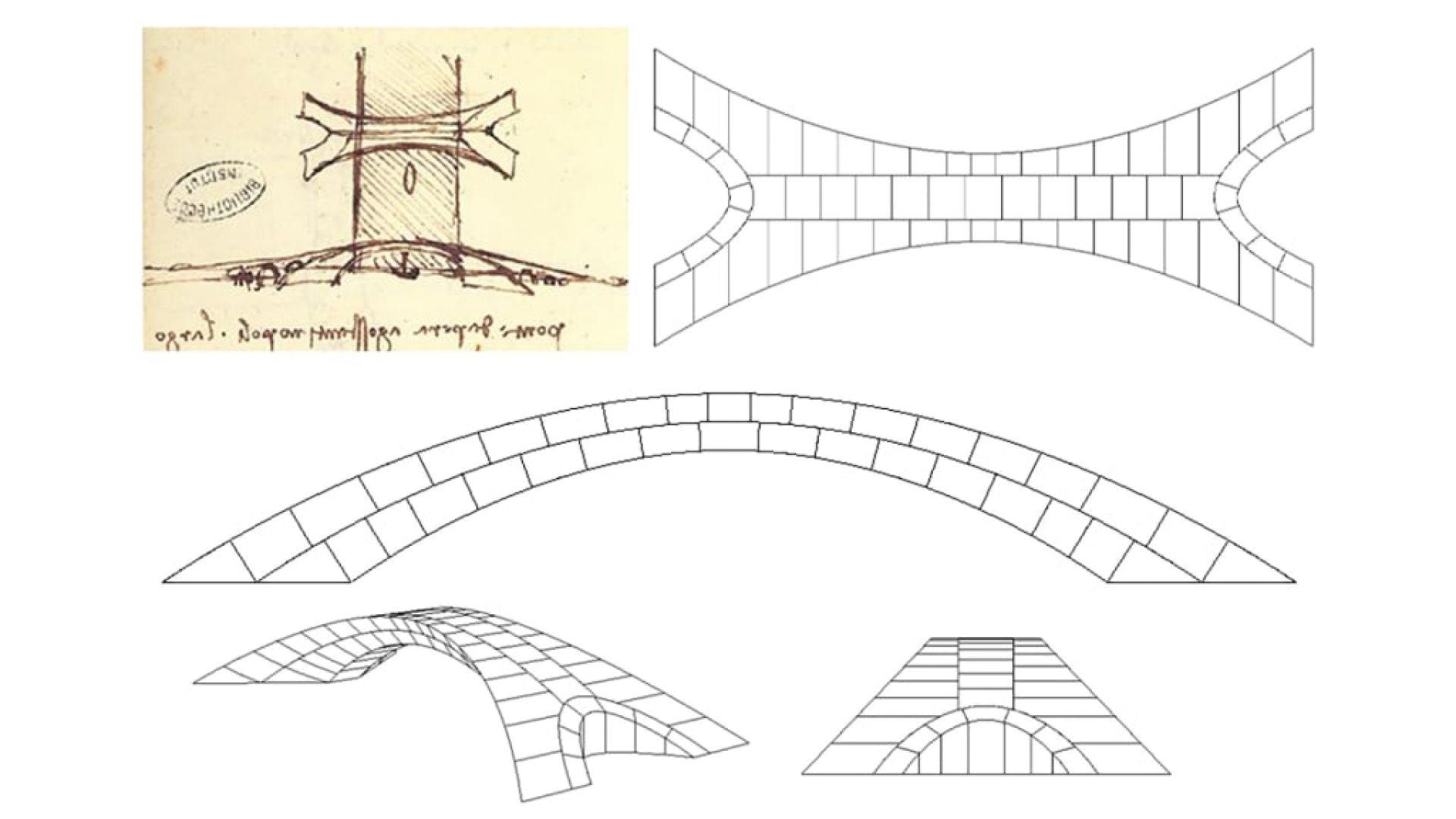 500 години по-късно: Дизайн на Леонардо да Винчи бе реализиран от учени