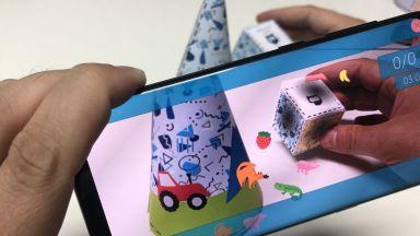 Добавената реалност в света на класната стая - една възможна приказка от Samsung