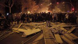 Консулството ни в Барселона с призив: Избягвайте местата на демонстрациите