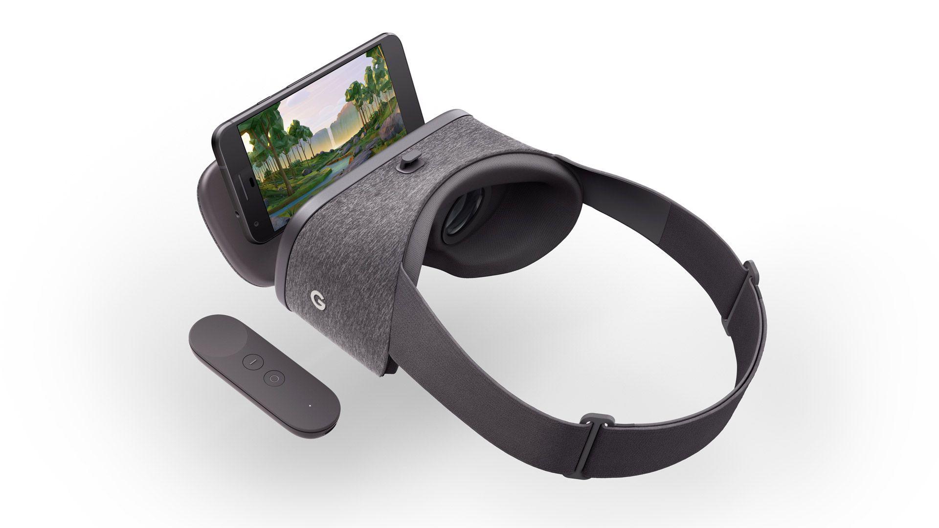 Google изоставя VR устройството си Daydream