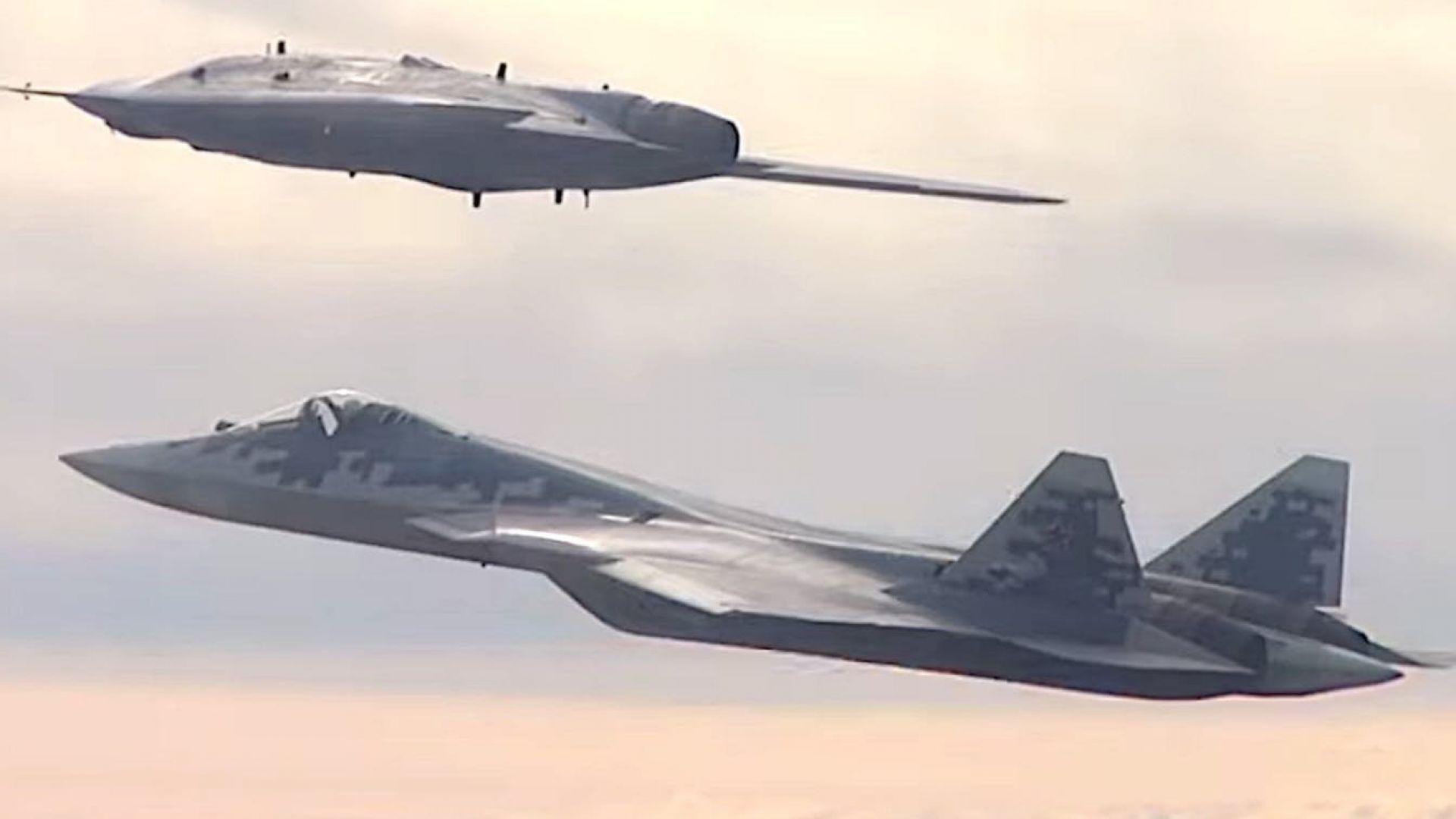 """Нова информация за най-модерният руски """"невидим"""" дрон"""