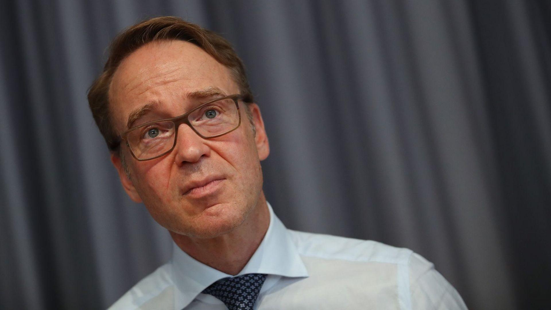Вайдман: Да не бързаме с цифровото евро