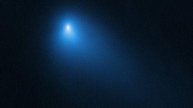 Кометата Борисов оцеля след срещата си със Слънцето