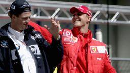 Ралф Шумахер: Без славата на брат ми, никога нямаше да бъда пилот