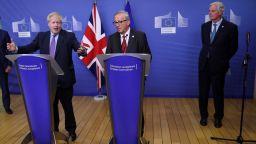 Борис Джонсън няма подкрепа за новата сделка на своя територия
