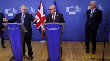 ЕС ще отложи Брекзит до февруари, ако сделката на Джонсън не получи подкрепа?