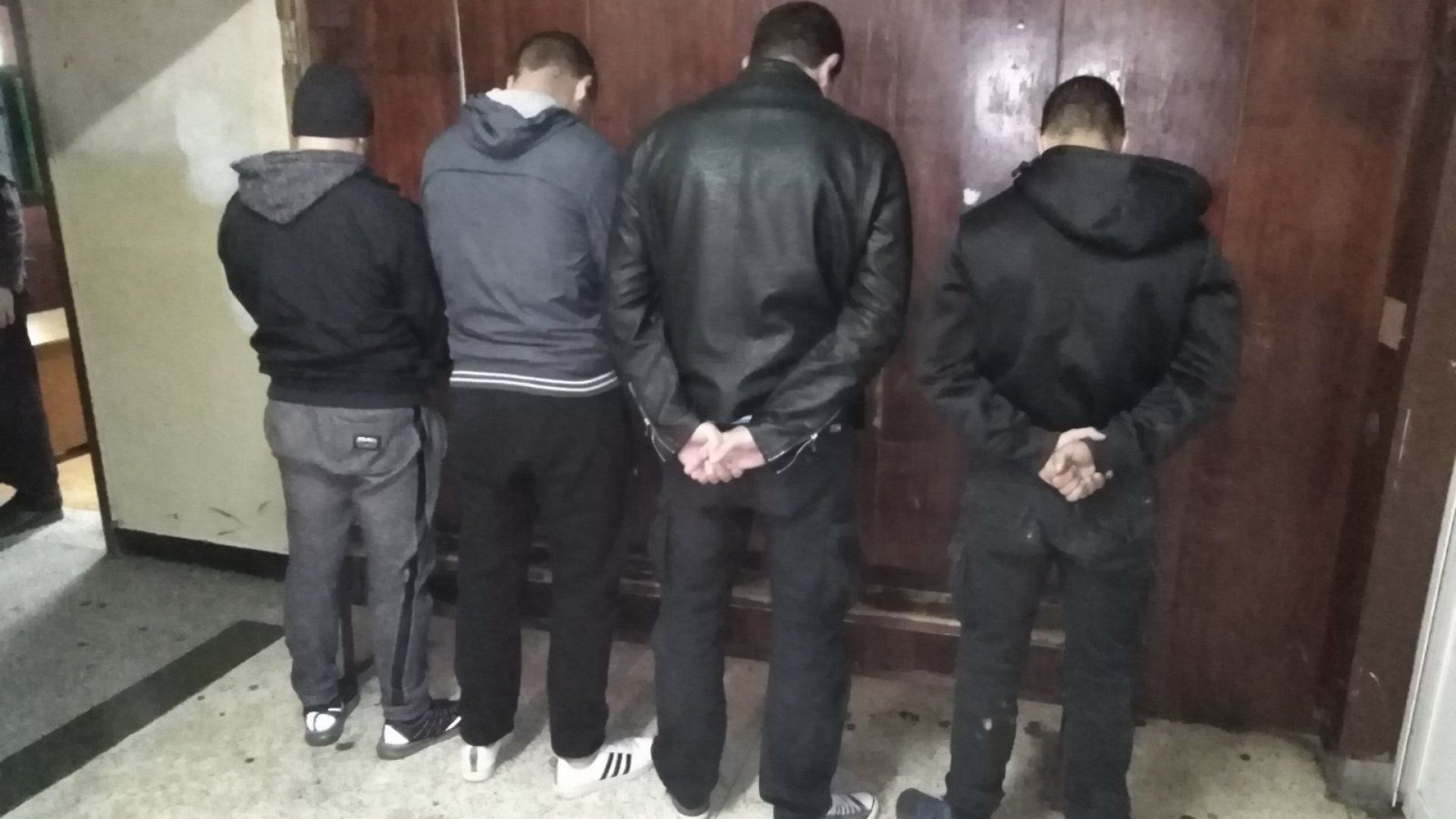 Още петима задържани за хулиганските прояви на мача България-Англия